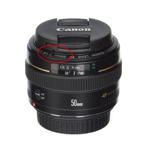 50 mm f1.4