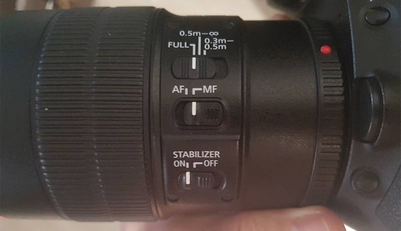 Canon 100mm f/2,8 L