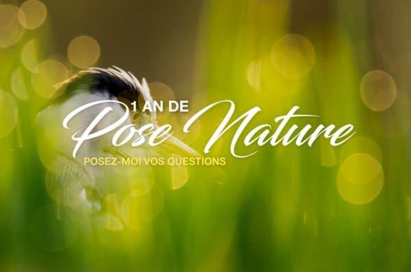Anniversaire Pose Nature