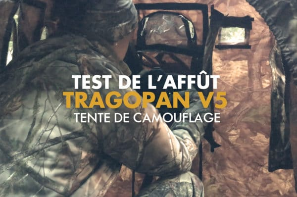 Test affût Tragopan V5