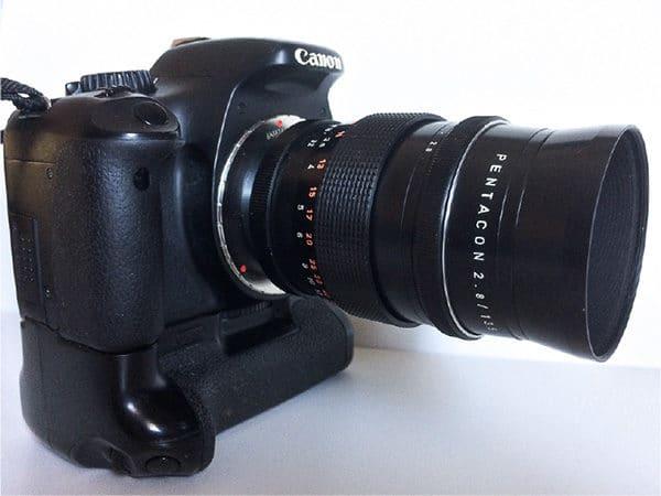 Pentacon GDR 135mm f 2,8