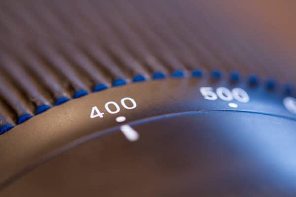 Sigma 150-600 mm - repère focale