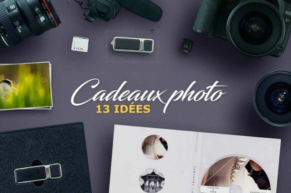 idees cadeau photo